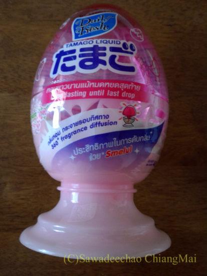チェンマイで買ったトイレ芳香剤