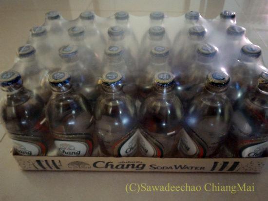 チェンマイで買ったソーダ水