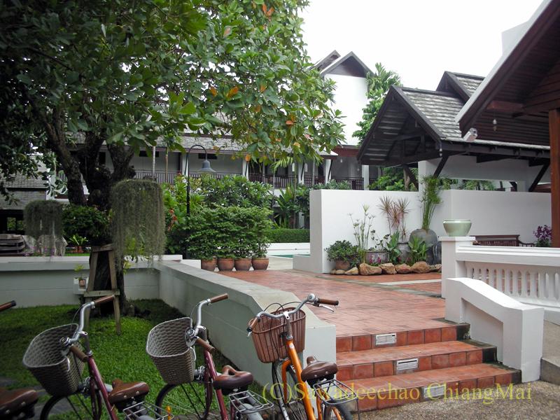 チェンマイのリムピンビレッジホテルの貸し自転車