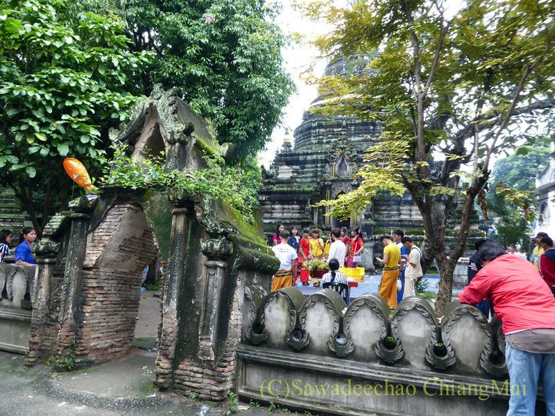 チェンマイのタイヤイ(シャン族)寺院、ワットパーパオ