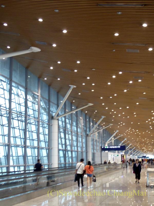 クアラルンプール国際空港のターミナル