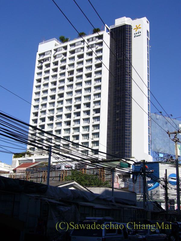 チェンマイにあるロイヤルラーンナーホテル