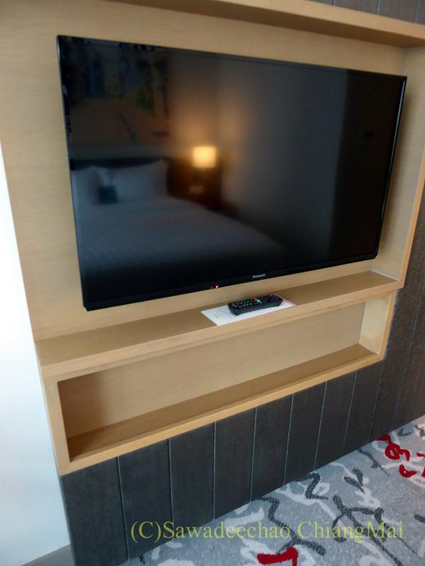 クアランプールのホテル、メルキュールクアラルンプールショーパレードのテレビ
