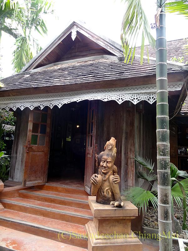 チェンマイにある北タイ料理レストラン、フアンチャイヨーンのギャラリー