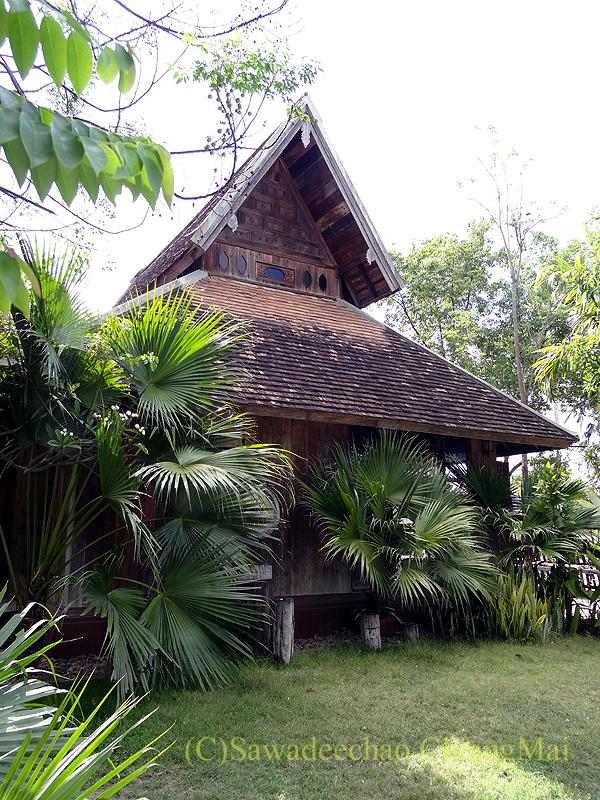 チェンマイにある北タイ料理レストラン、フアンチャイヨーンのサブの建物