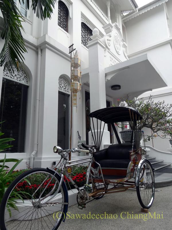 チェンマイにあるピンナカラブティックホテル&スパのサームロー