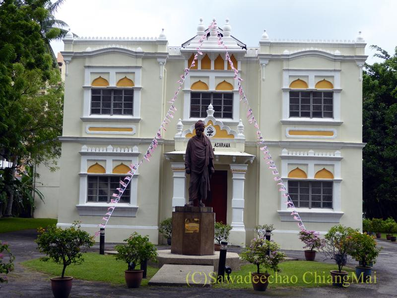 クアラルンプールのインド人街の邸宅