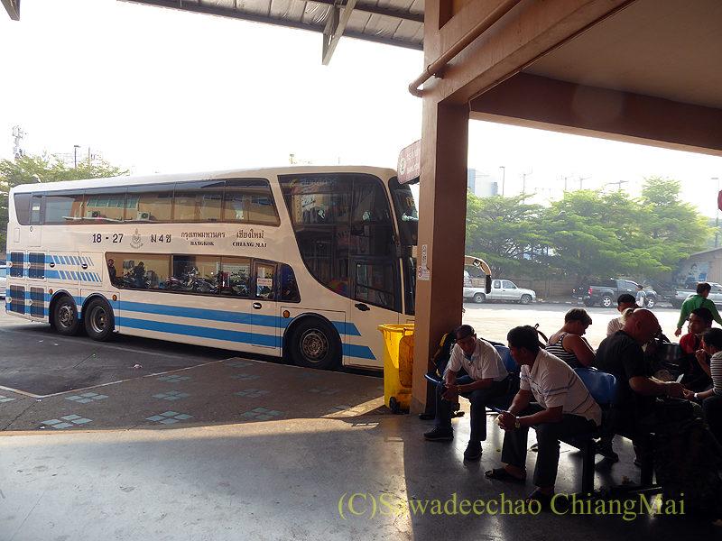 チェンマイにあるアーケードバスターミナル