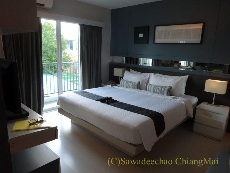 バンコクのホテル、アットマインドエグゼクティブスイーツ