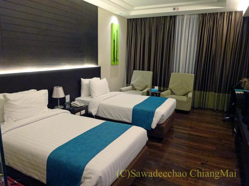 バンコクにあるジャスミンリゾートホテル