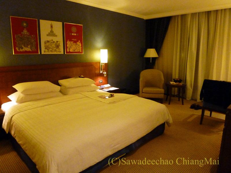 バンコクのノボテルバンコクスワンナプームエアポートホテル