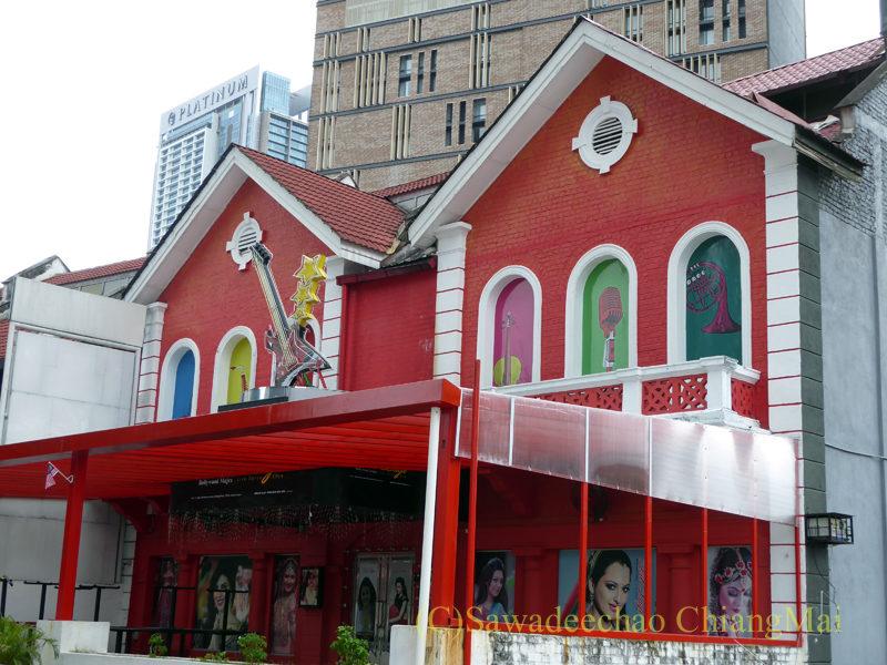 マレーシア、クアラルンプールのコロニアル様式の建築物