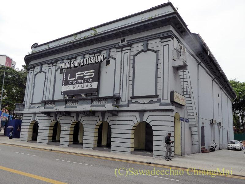 クアラルンプールのコロニアル様式の建築物