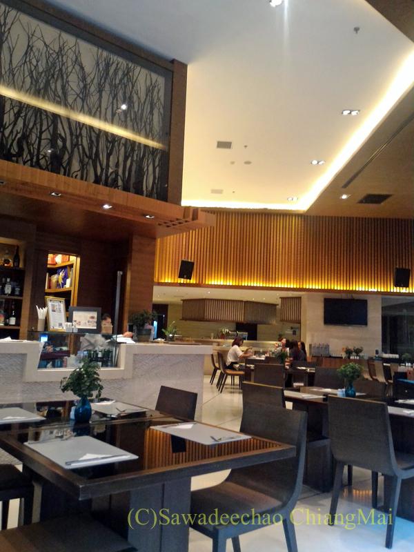 バンコクにあるジャスミンリゾートホテルのレストラン