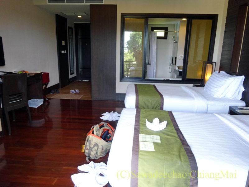 タイのピサヌロークにあるヨディアヘリテージホテル