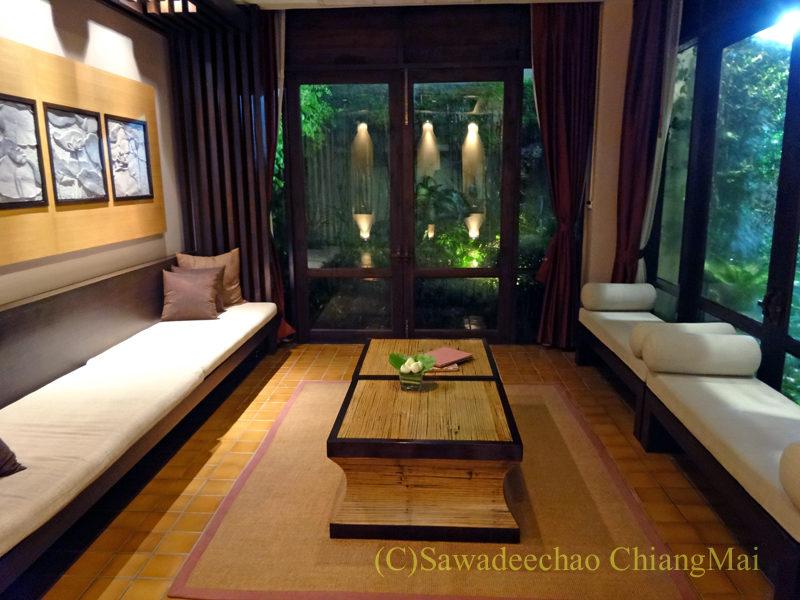 タイのピサヌロークにあるヨディアヘリテージホテルのユーティリティスペース