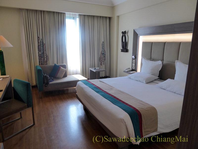 インドネシアのソロ(スラカルタ)のホテル、ノボテルソロ