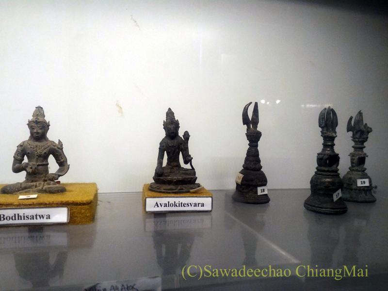 インドネシア、ソロ(スラカルタ)のラジャプスタカ博物館のヒンドゥー神像