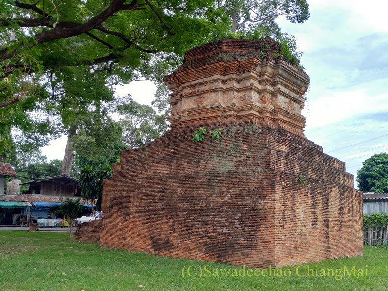 チェンマイにある廃寺、ワットクーカーウ