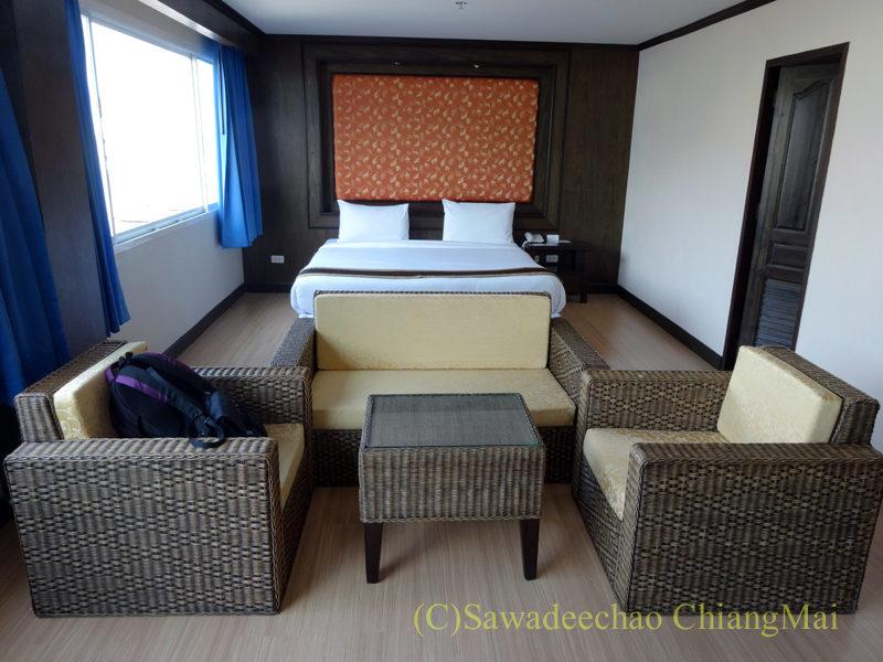 タイのメーサーイにあるピヤポーンバビリオンホテル