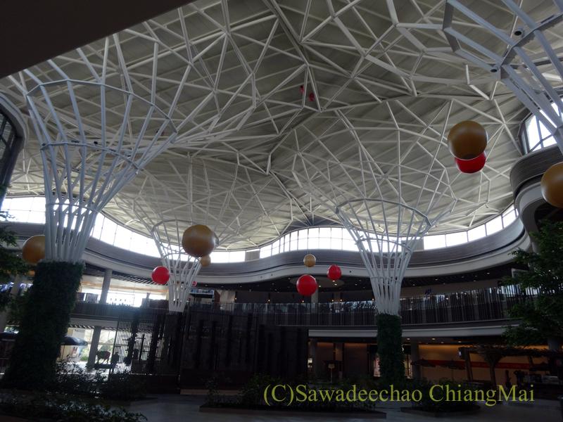 チェンマイのショッピングセンター、プロムナーダリゾートモールの店内