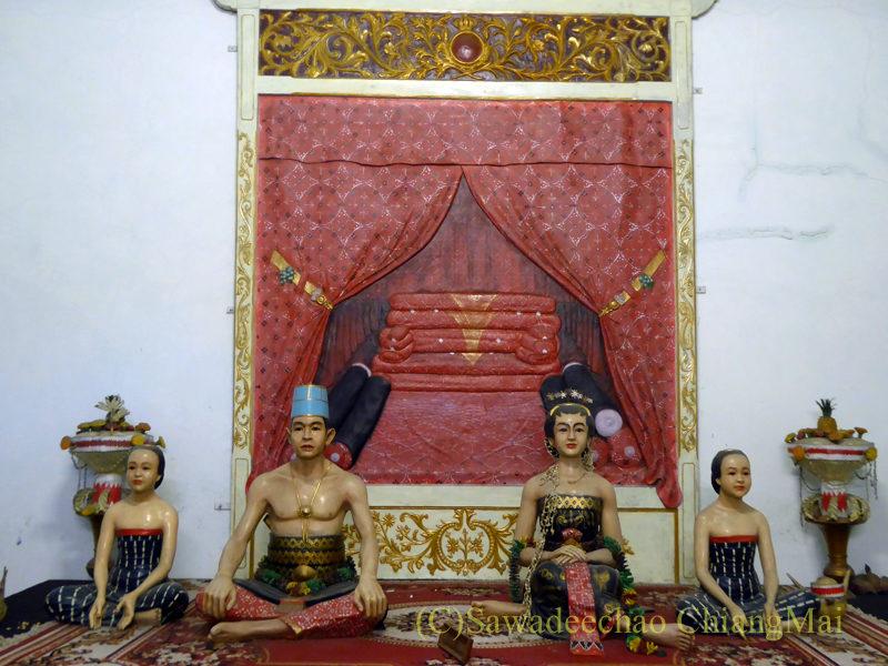 インドネシアのソロ(スラカルタ)のカスナナン王宮