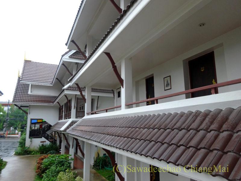 タイのチェンラーイにある中級ホテル、ナークナカラホテル