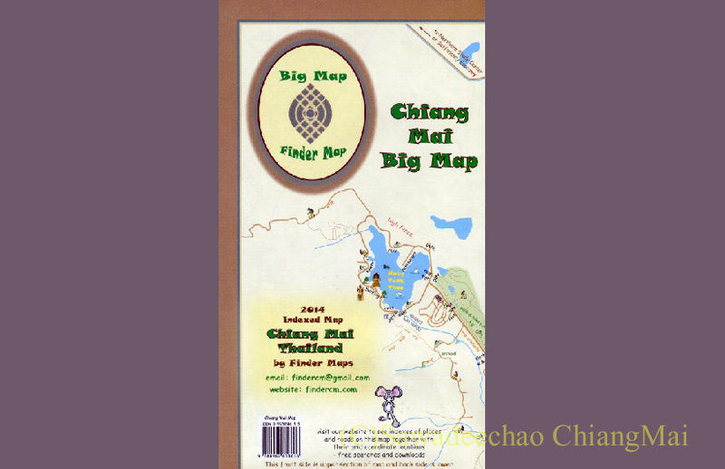 Chiang Mai Big Map