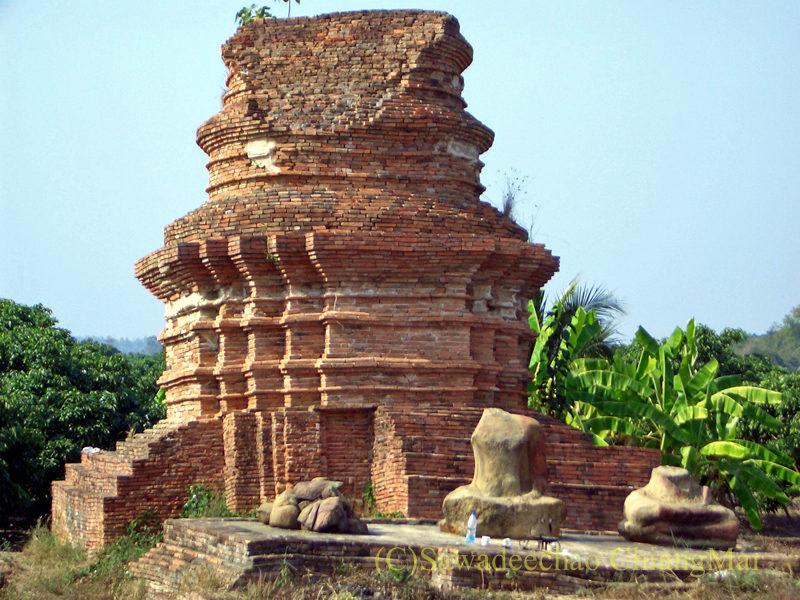チェンマイ郊外ある都市の遺跡群、ウィアン・ターカーン