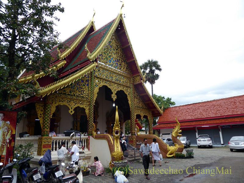 チェンマイにある寺院ワットパーペーン