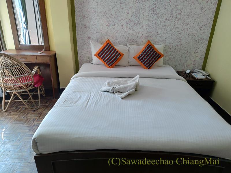 ネパールの首都カトマンズのおすすめ宿アスターホテル