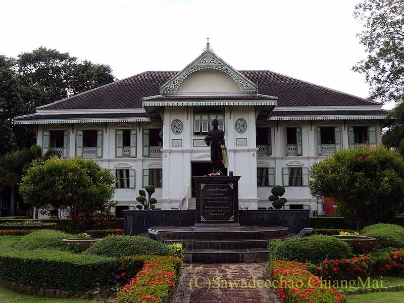 タイのプレーの街最後の支配者の住居クムチャオルワンムアンプレー外観