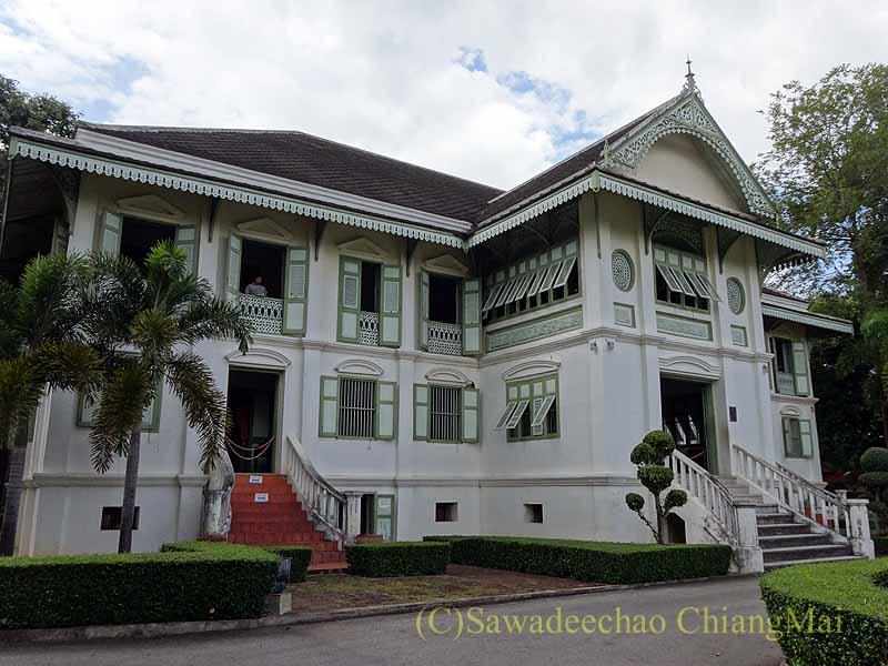 タイのプレーの街最後の支配者の住居クムチャオルワンムアンプレー概観