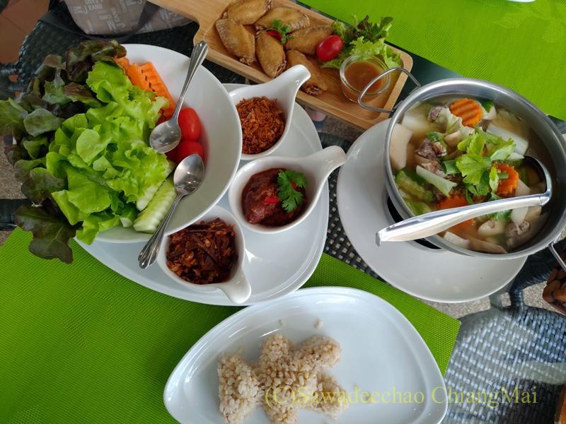 チェンマイの王室運営財団レストラン、ロイヤルプロジェクトキッチン
