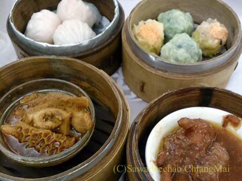 台北中心部にある飲茶レストラン京星港式飲茶Part2