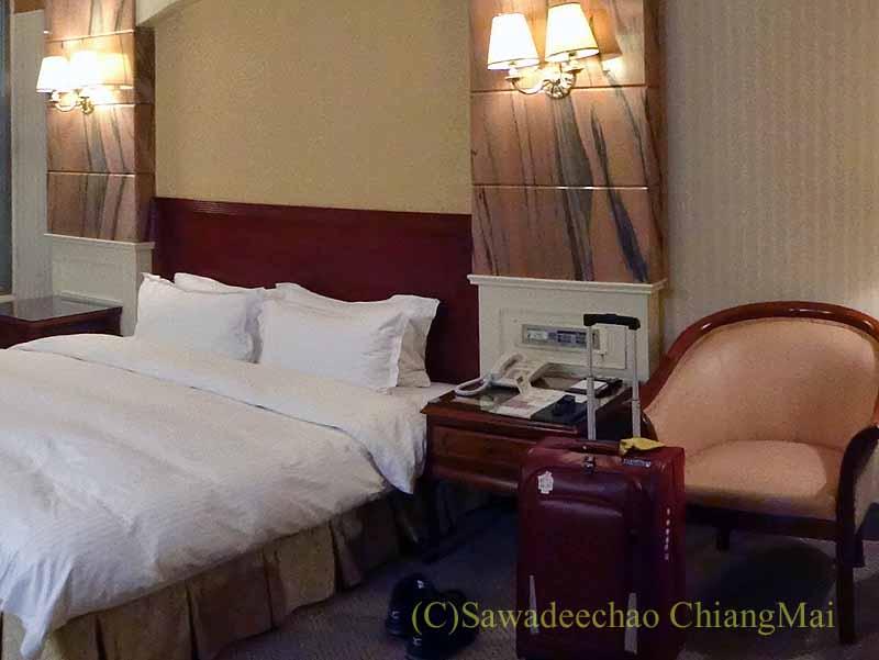 台湾の桃園にある大爵商務飯店(マジェスティホテル)