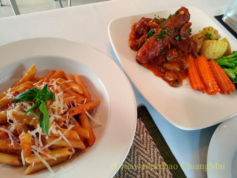 チェンマイにあるレストラン「リトルイタリーガーデン」